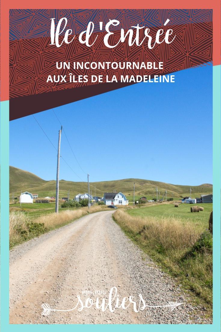 Iles de la Madeleine - Incontournables à faire à l'Île d'Entrée