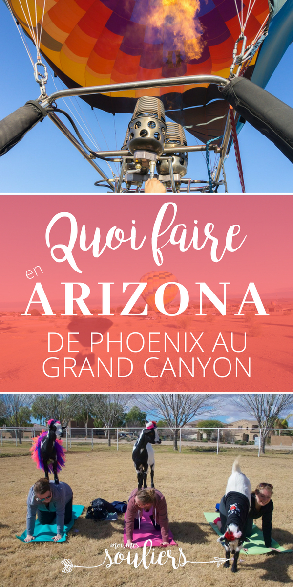 Quoi faire en Arizona, de Phoenix au Grand Canyon