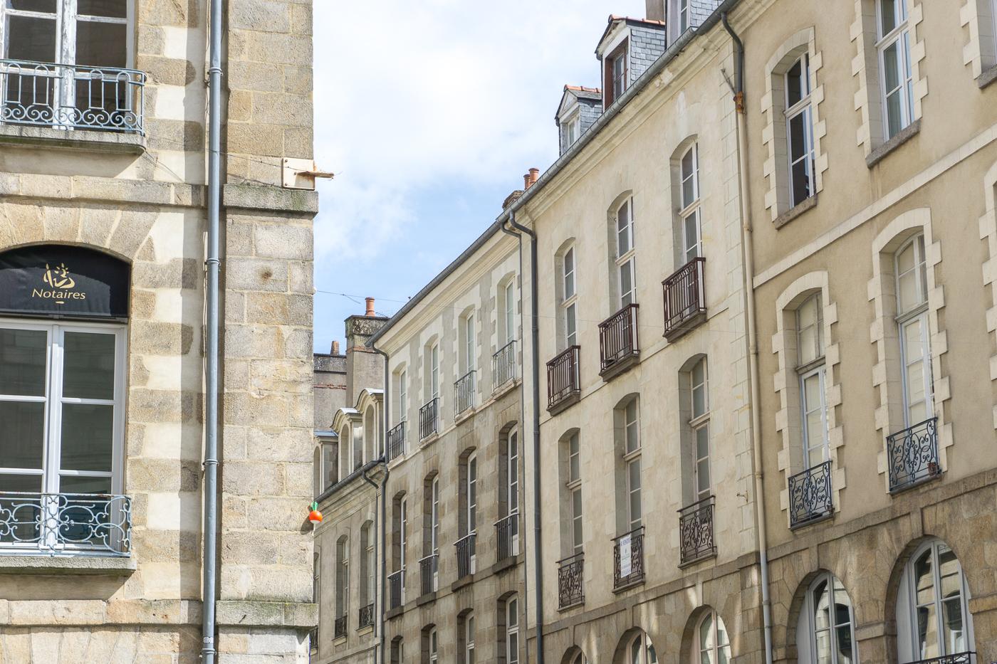 Radis d'Ar Furlukin dans les rues de Rennes