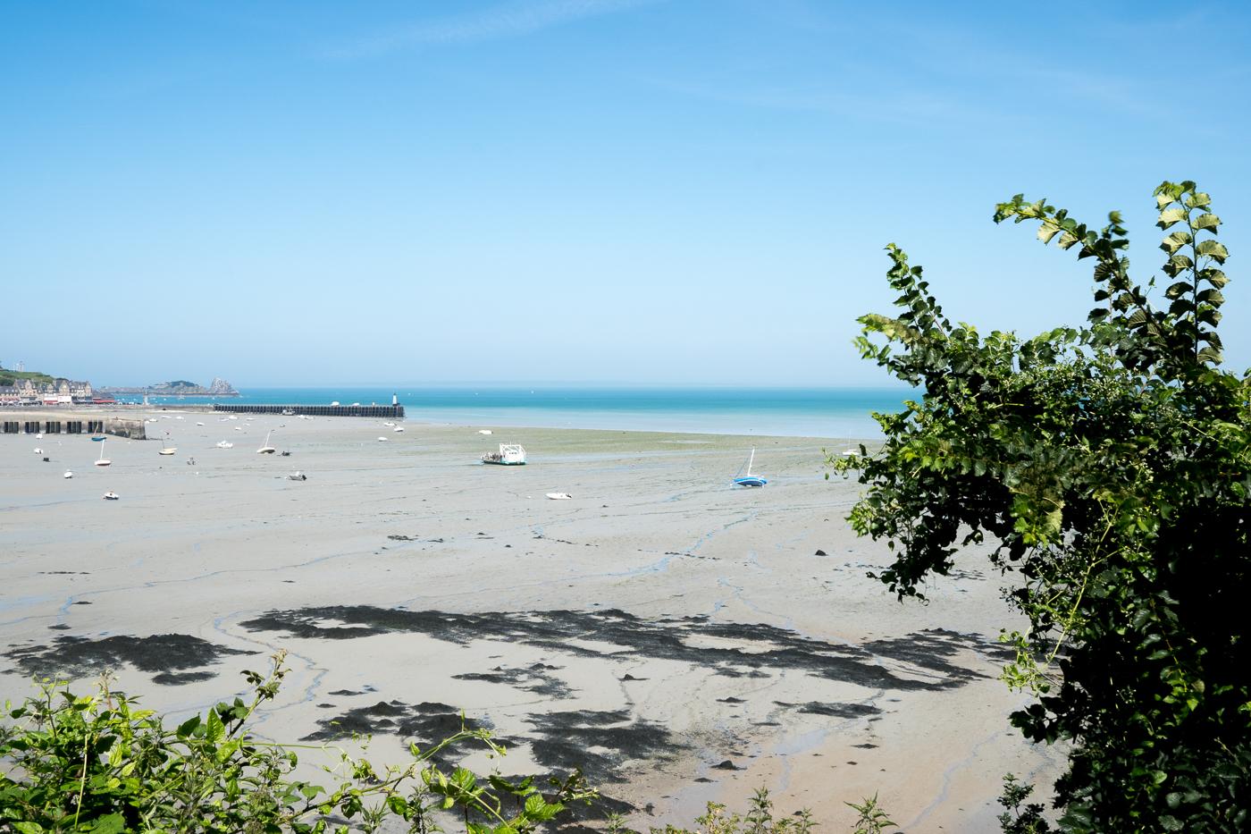 Baie de Cancale en France