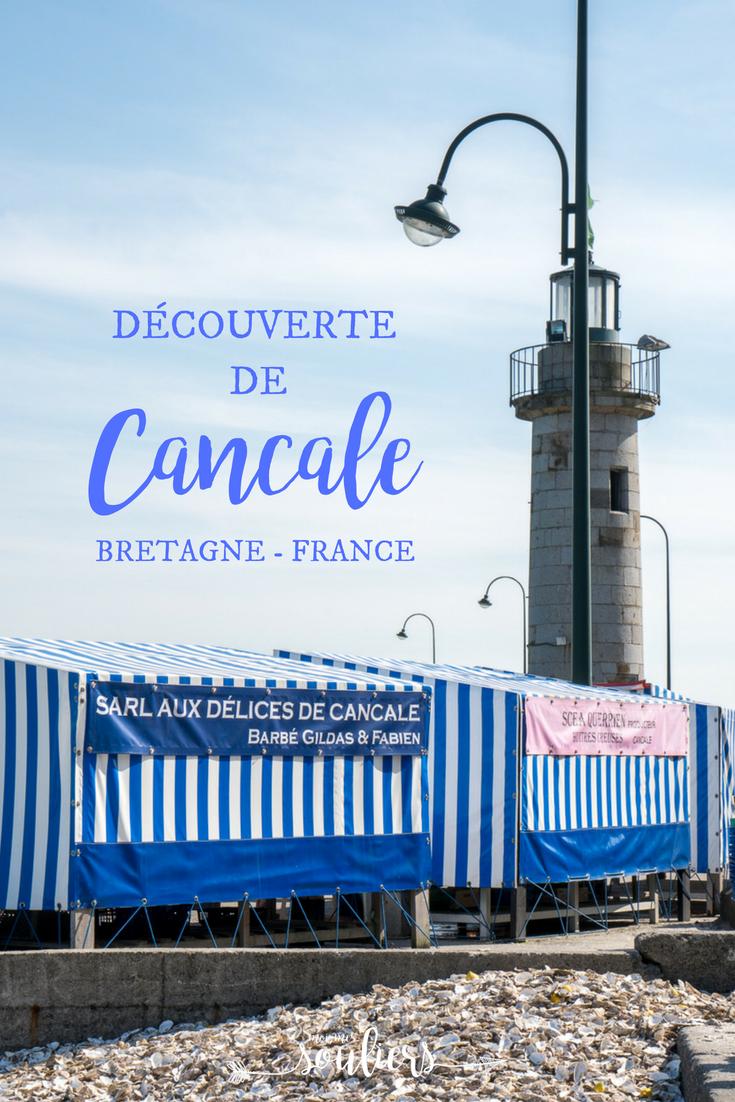 Voyage à Cancale, Bretagne