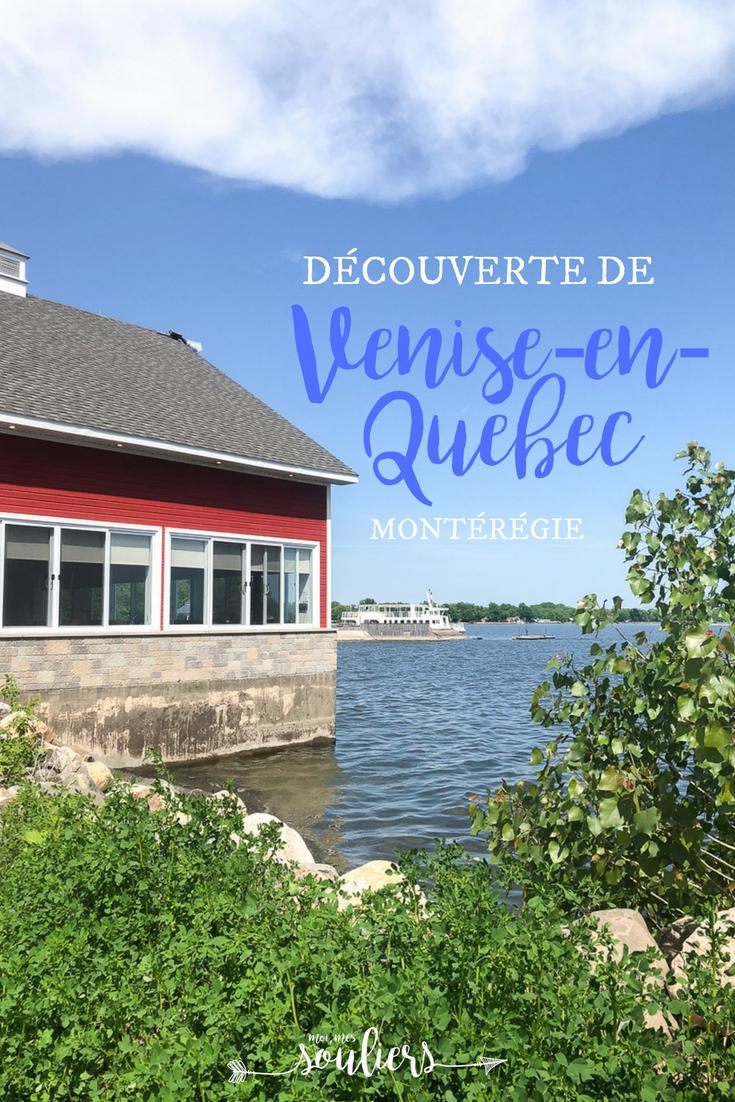 Voyage à Venise-en-Québec