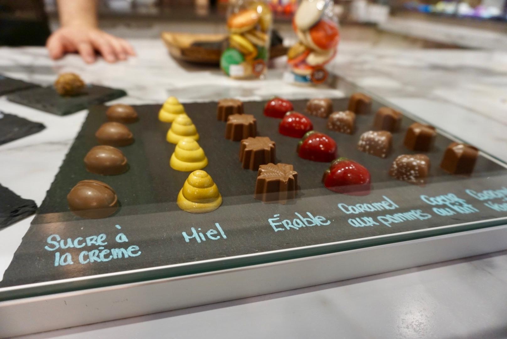 Chocolats 13