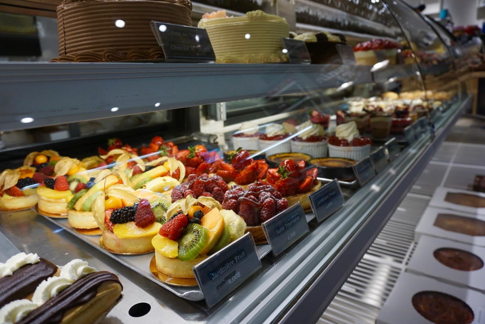 Desserts Boulangerie Levain No 5