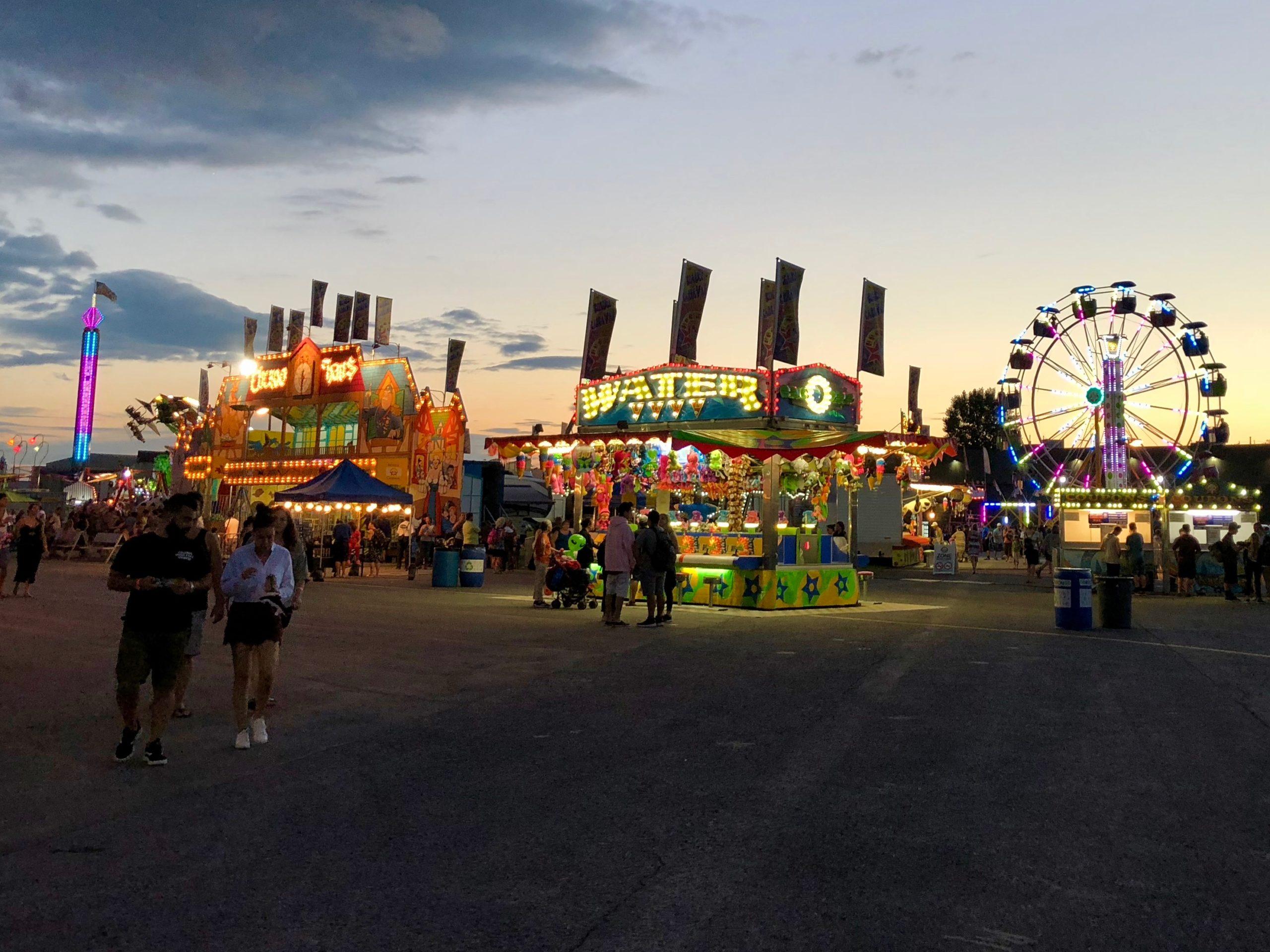 International des montgolfières de Saint-Jean-sur-Richelieu