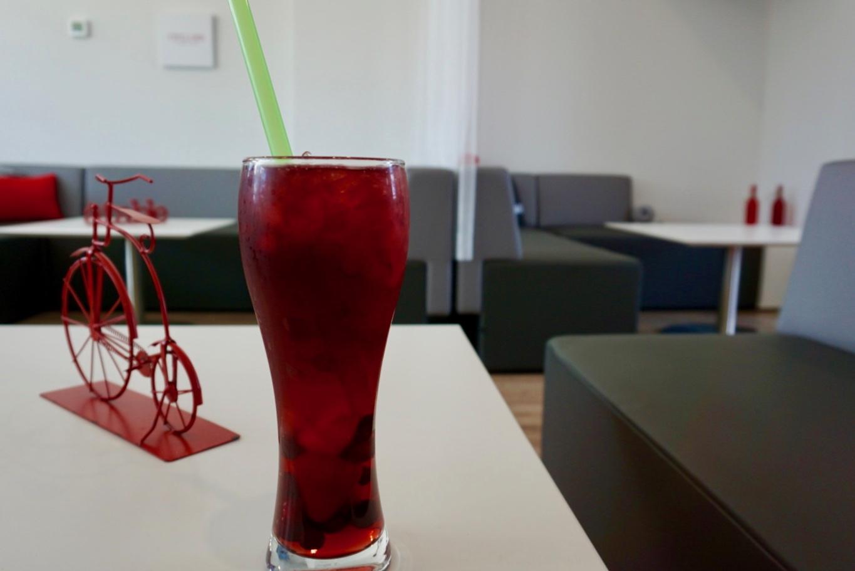 Thé glacé du Thé Auréa