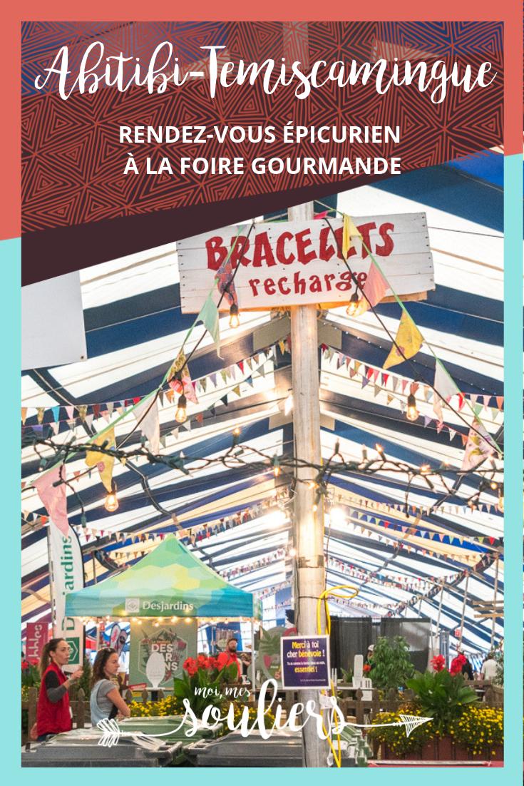 Festival de la Foire gourmande - Abitibi-Témiscamingue