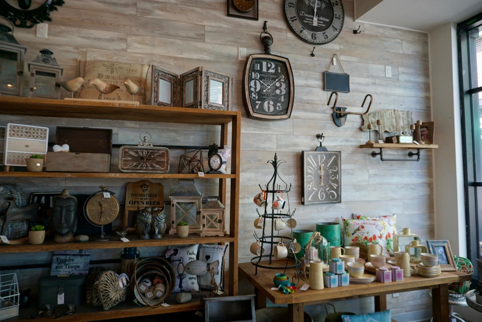 intérieur de la boutique Phébus