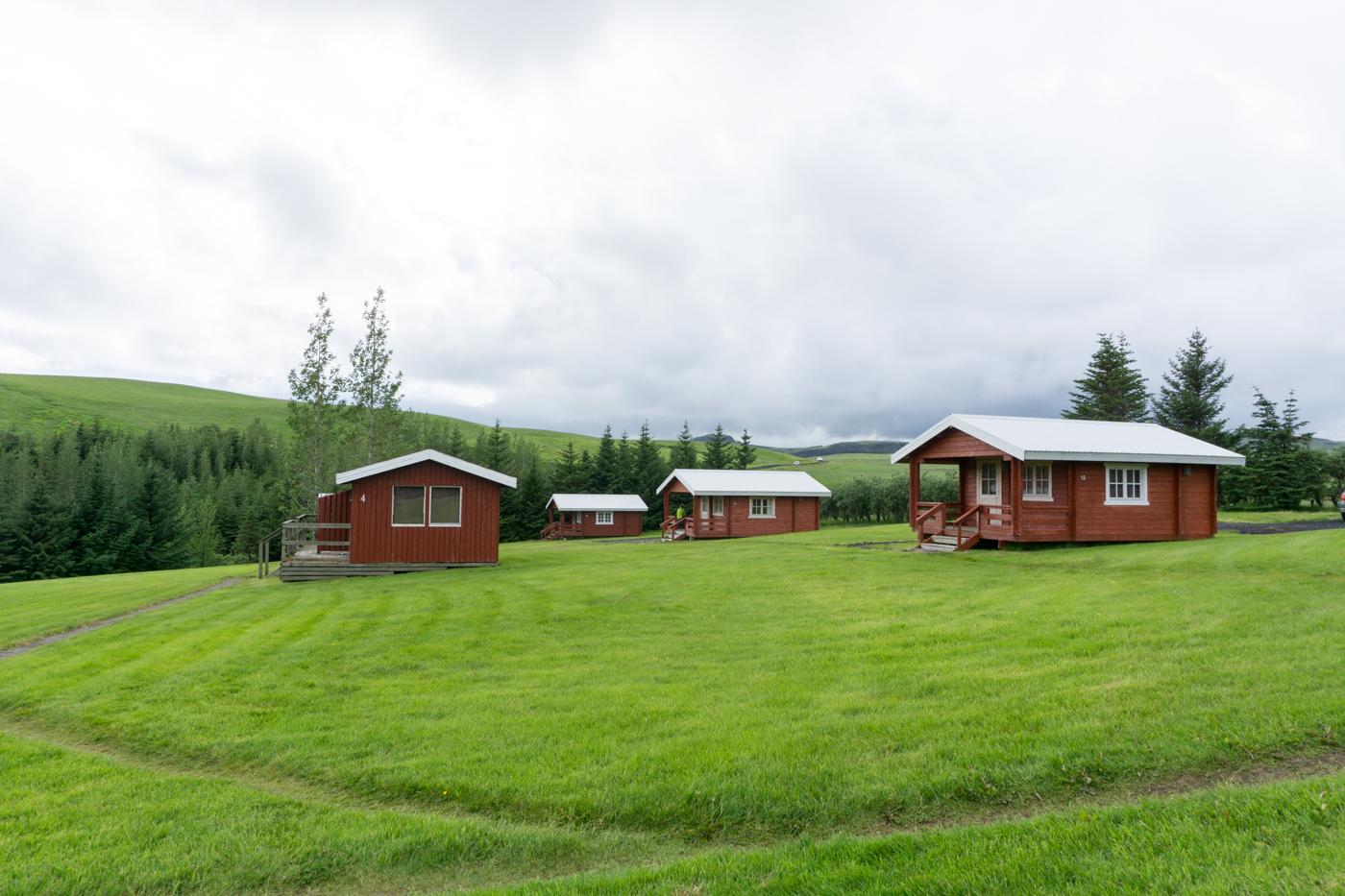 Hunkubakkar Guesthouse Farm-Restaurant, Kirkjubaejarklaustur au sud de l'Islande