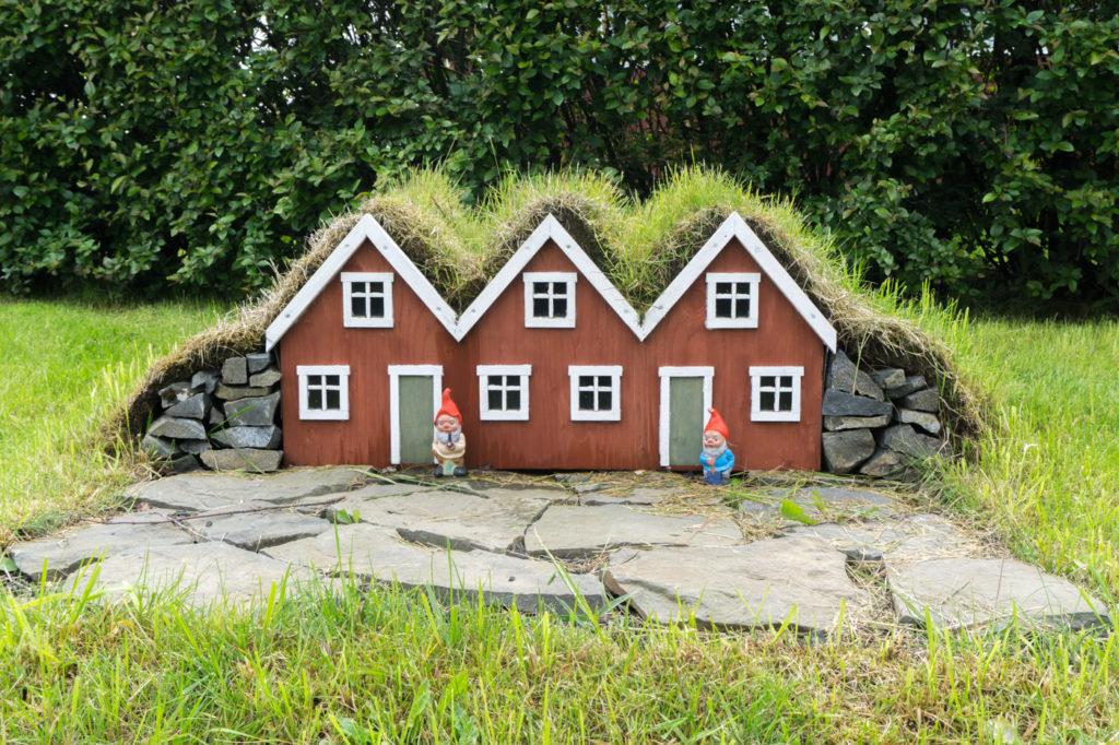 Petit peuple, les elfes du sud de l'Islande