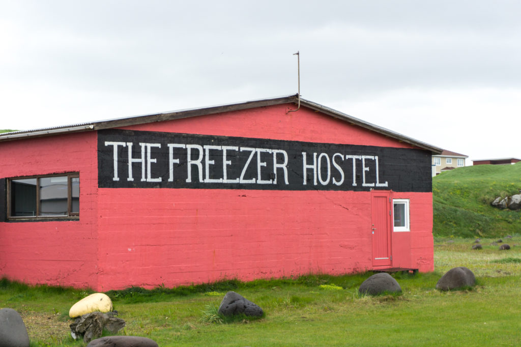 Auberge The Freezer Hostel - Péninsule de Snaefellsnes - Islande