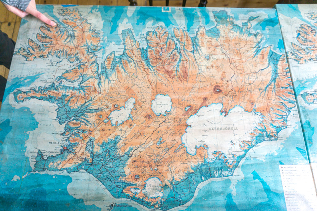 Café Braedraborg d'Isafjördur dans les fjords de l'Ouest - guide voyage Islande
