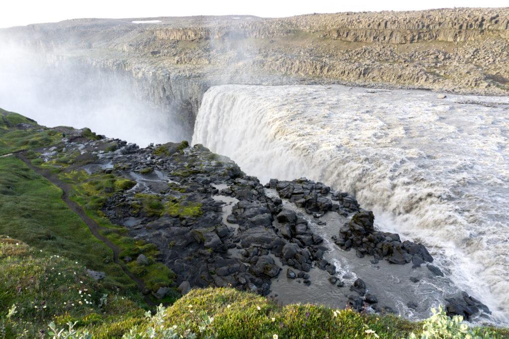 Chutes de Dettifoss et Selfoss - Quoi voir dans le nord de l'islande?