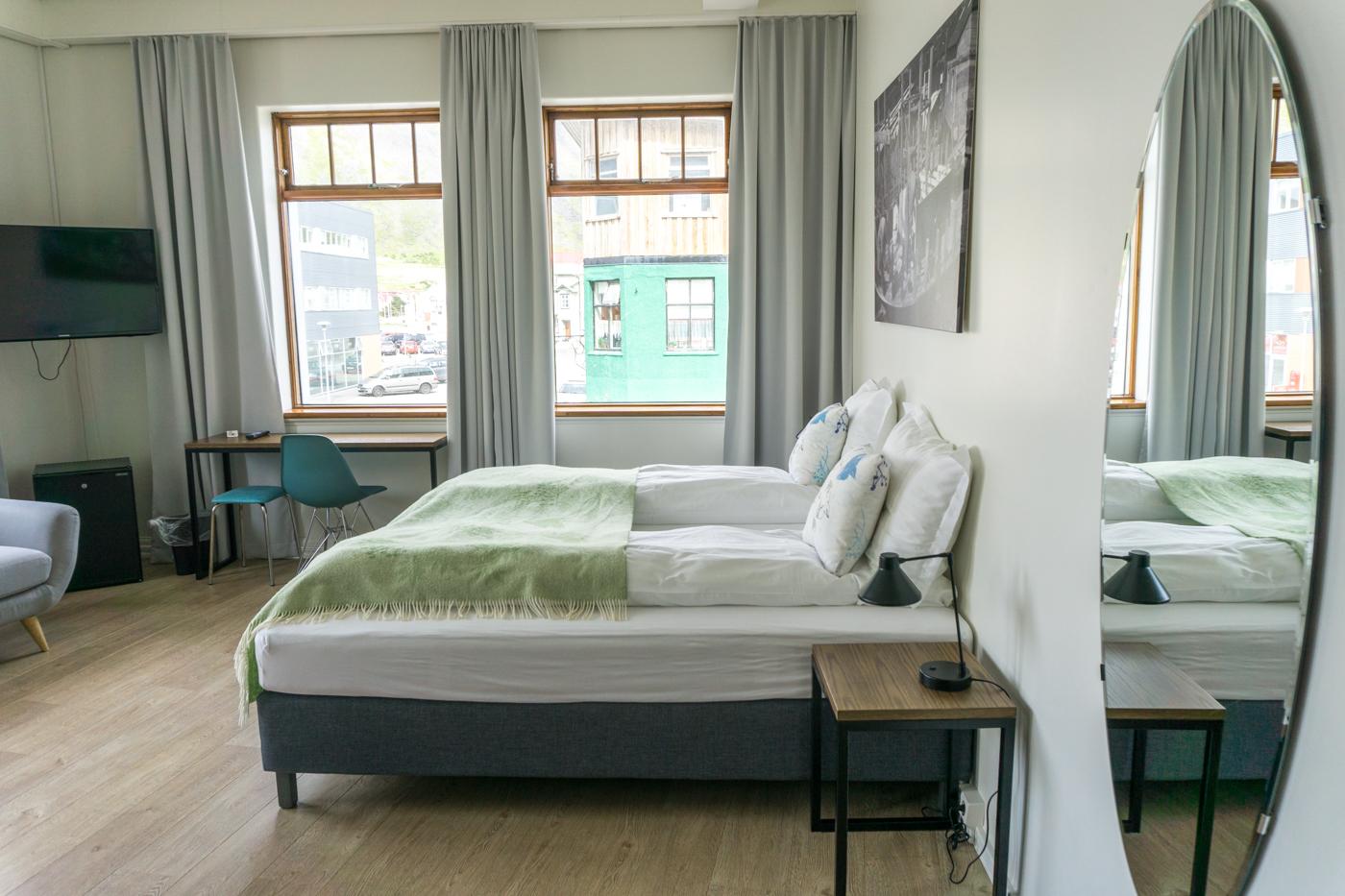 Hotel Horn - Isafjördur - Fjords de l'Ouest, Islande
