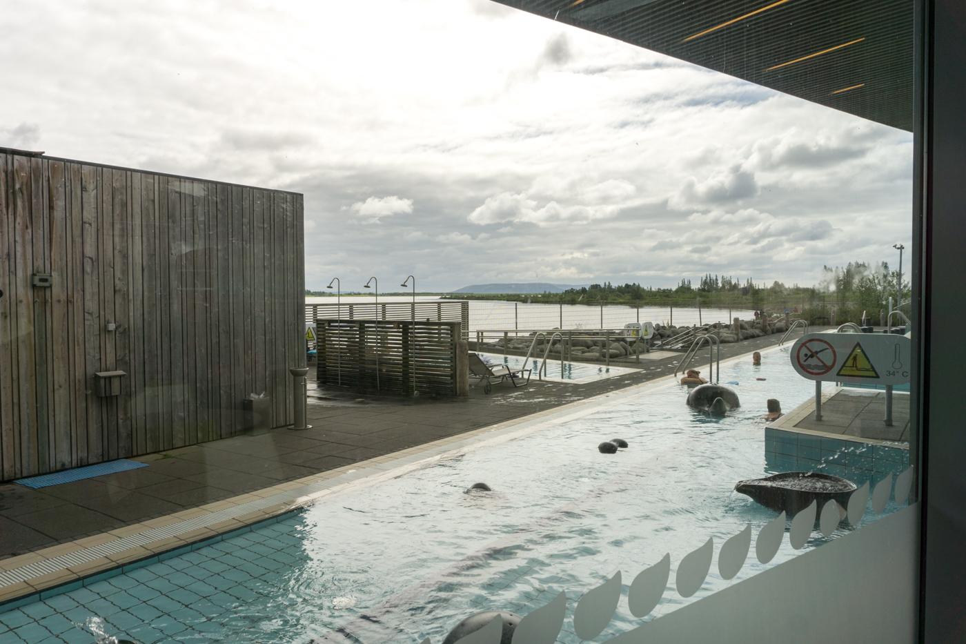 Sources chaudes - Laugarvatn Fontana, Islande