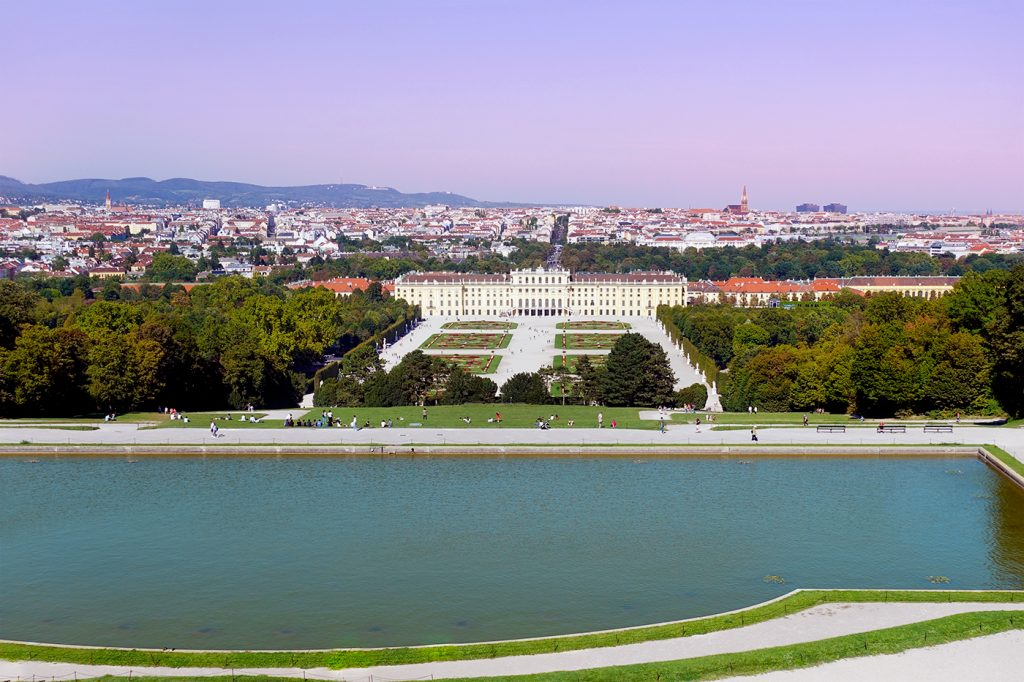 Château Belvédère - Quoi faire à Vienne