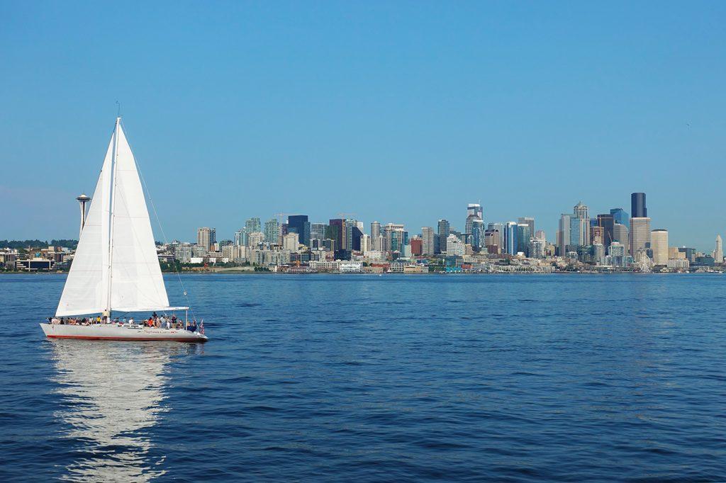 Croisière Argosy Cruise - Quoi faire à Seattle