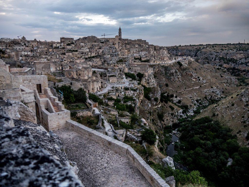 Matera, où voyager en 2019