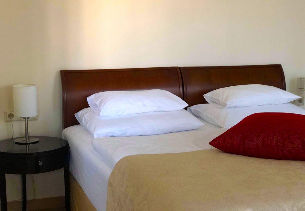 Chambre du Spiess Hotel