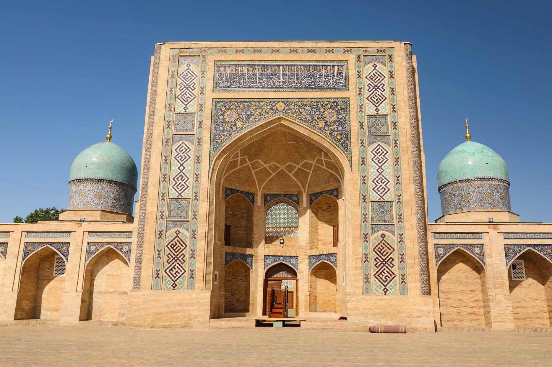 Tashkent, Ouzbékistan - Voyage par Itinera-Magica