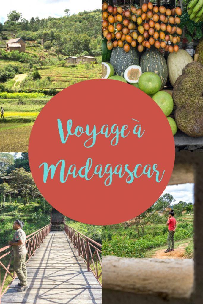 Voyage à Madagascar