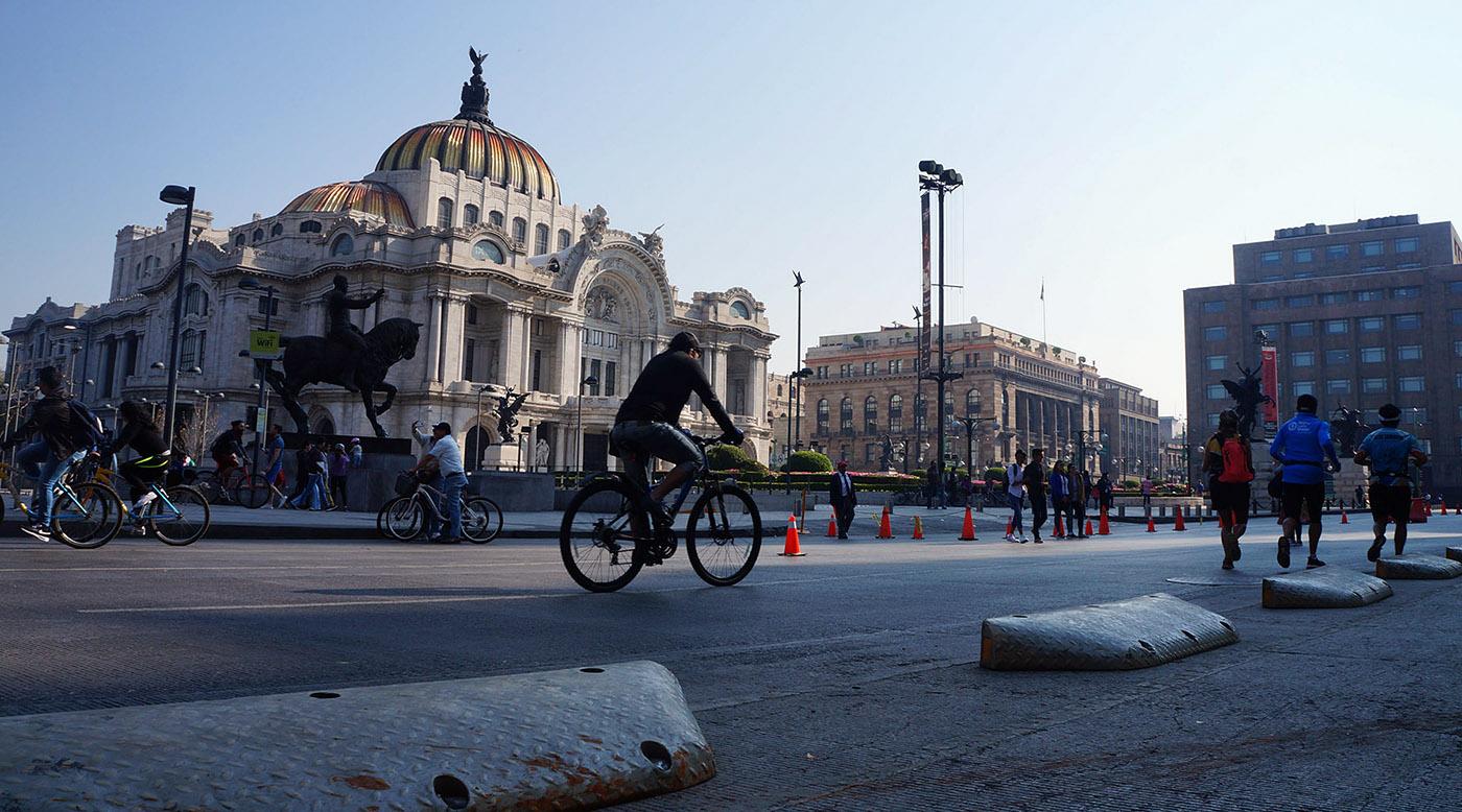 Voyage à Mexico 2019