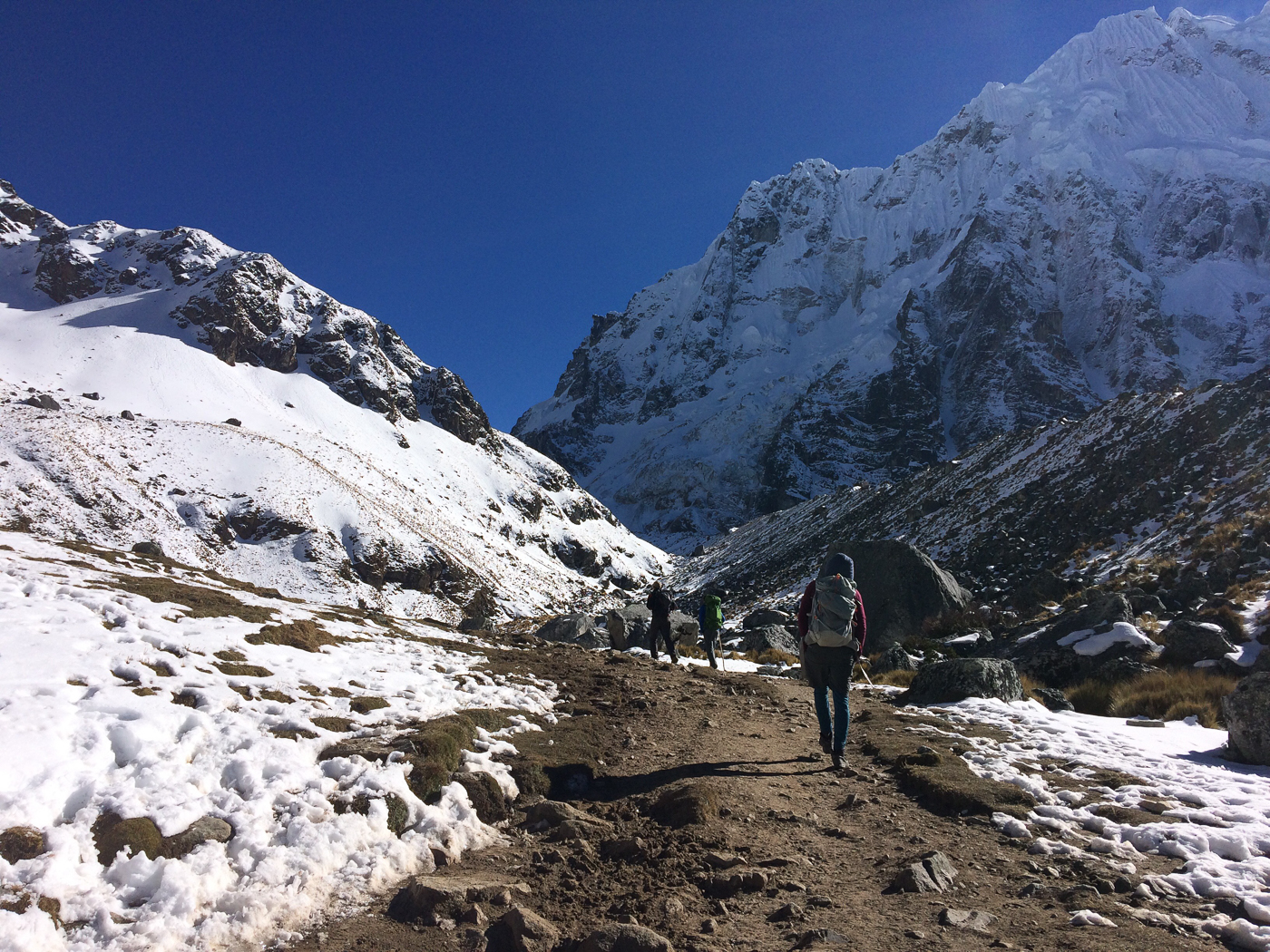 Voyage au Pérou - Tan Marcoux