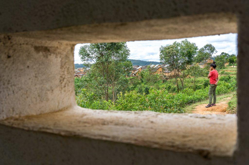 Vue sur le quotidien de Madagascar
