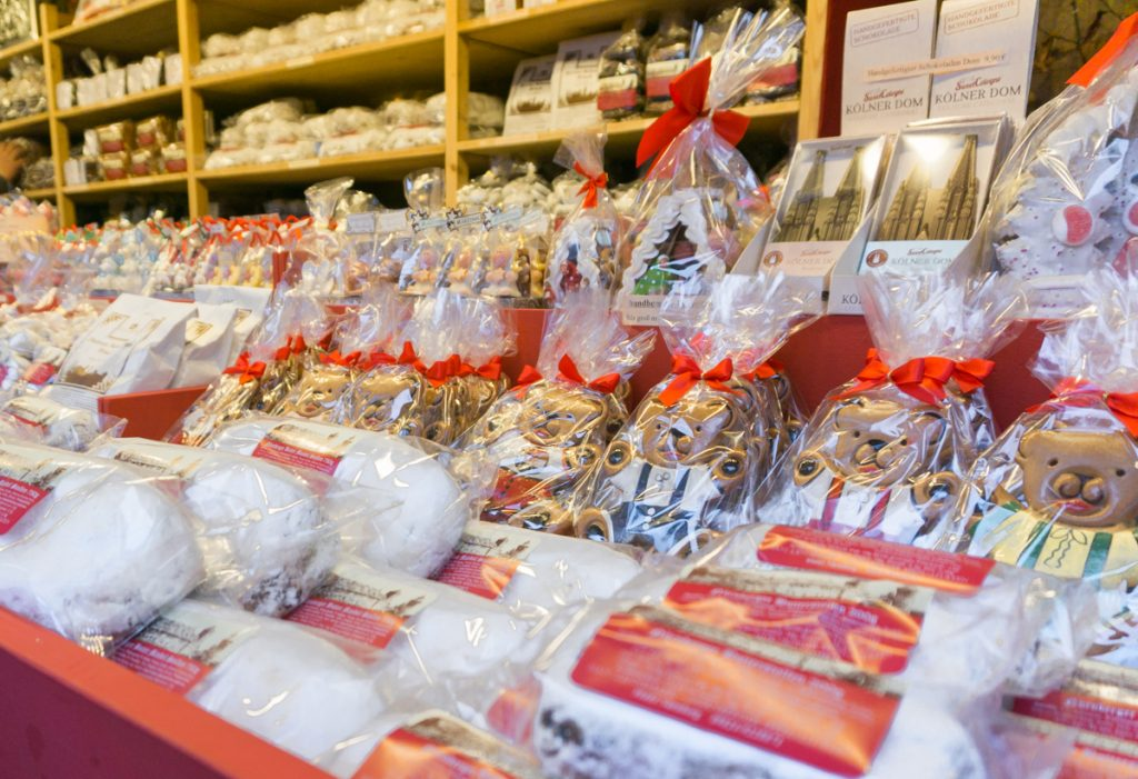 Biscuits de Noël à Cologne