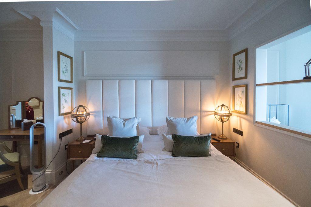 Chambre au Lympstone Manor d'Exmouth