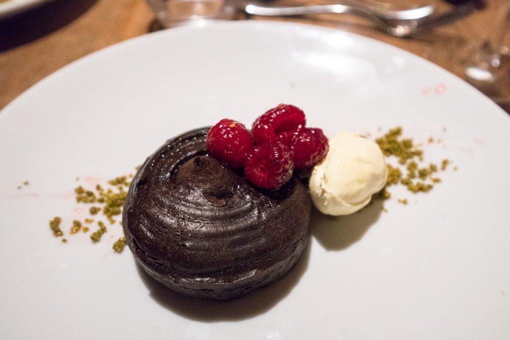 Dessert du Southernhay House