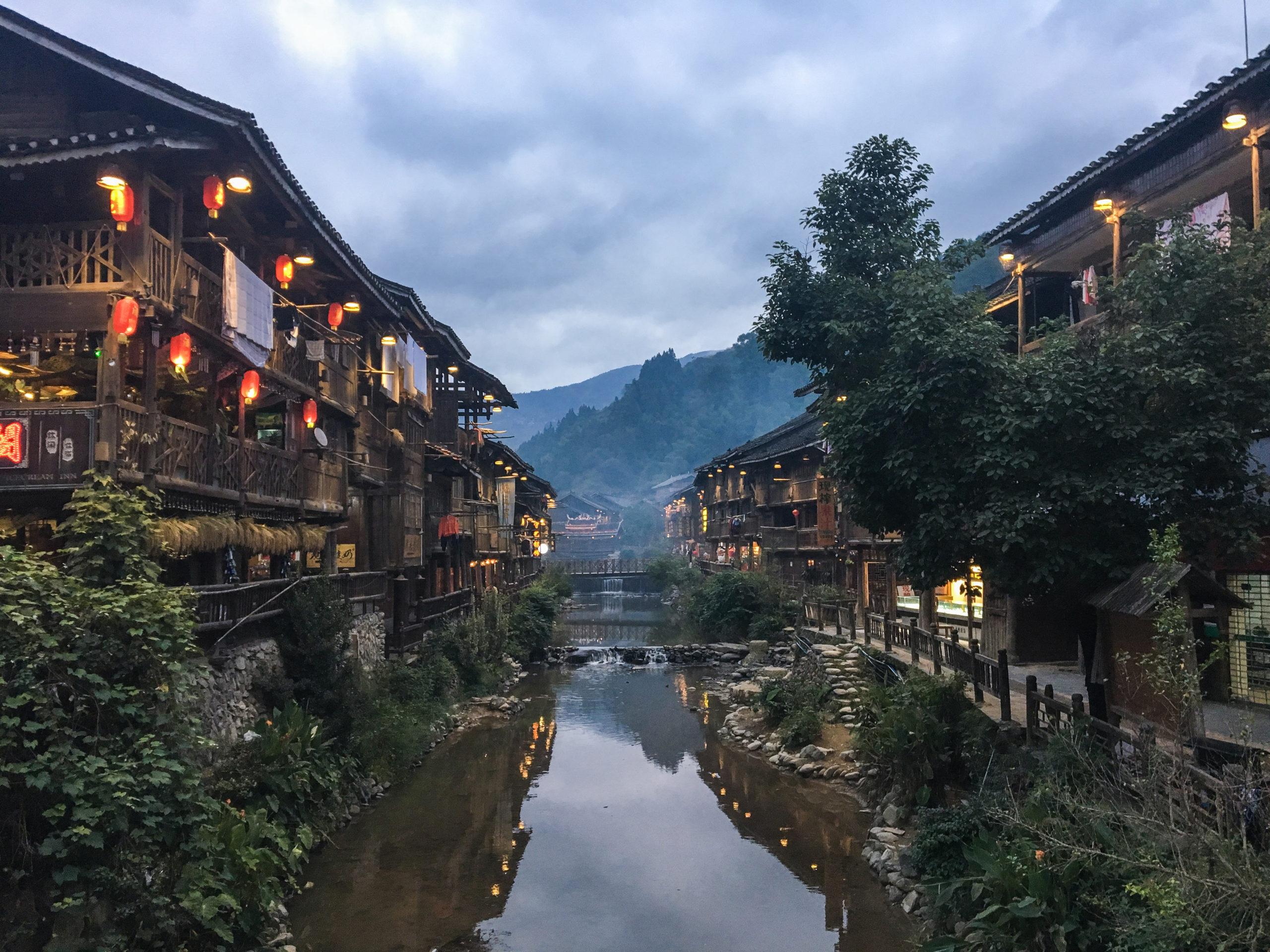 Province de Guizhou - Voyage en Chine