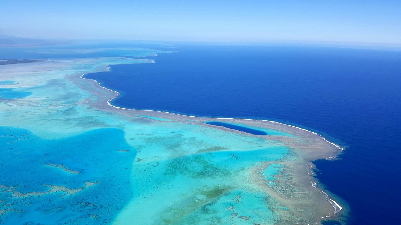La Marinière en voyage - Nouvelle-Calédonie
