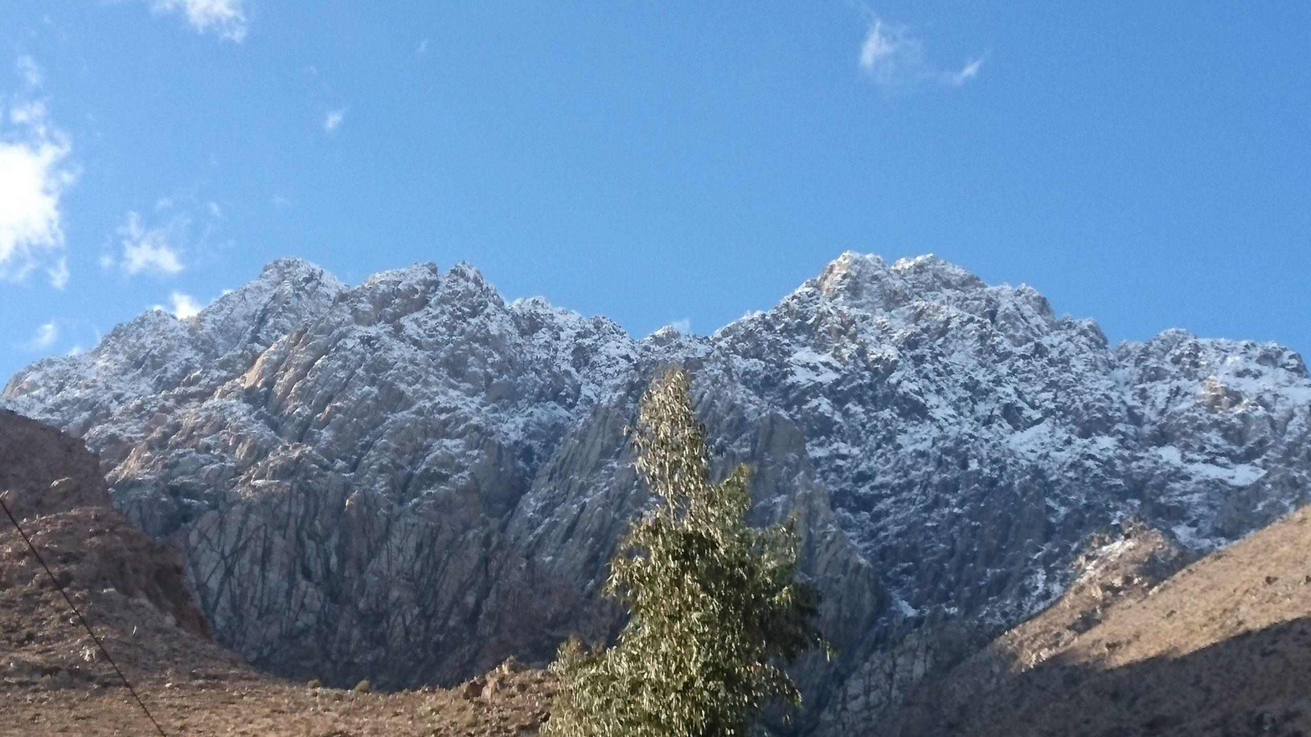 Vallée de l'Elqui au Chili - Destinations où voyager en 2019