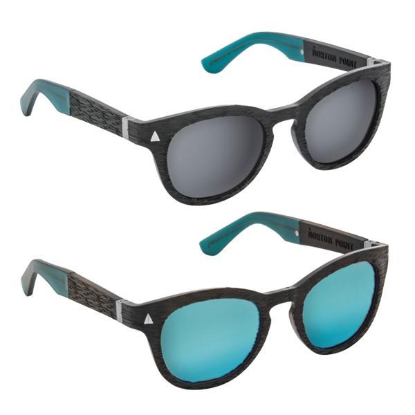 lunettes de soleil de voyage en plastique recyclé
