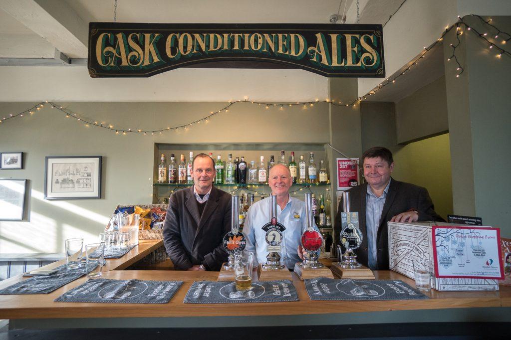 où prendre un verre à Exeter Brewery