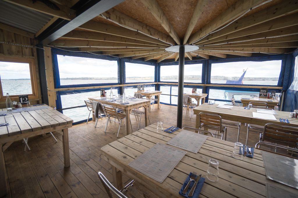 Restaurant River Exe Café où manger à Exeter