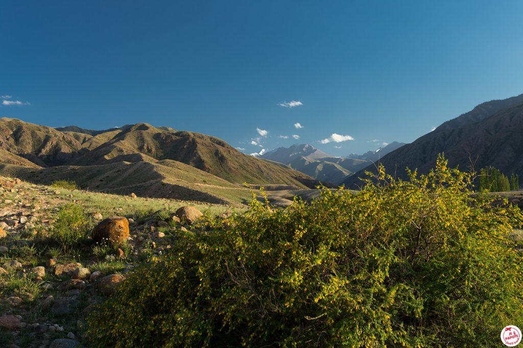Voyage au Kirghizistan - Céline de Je Papote