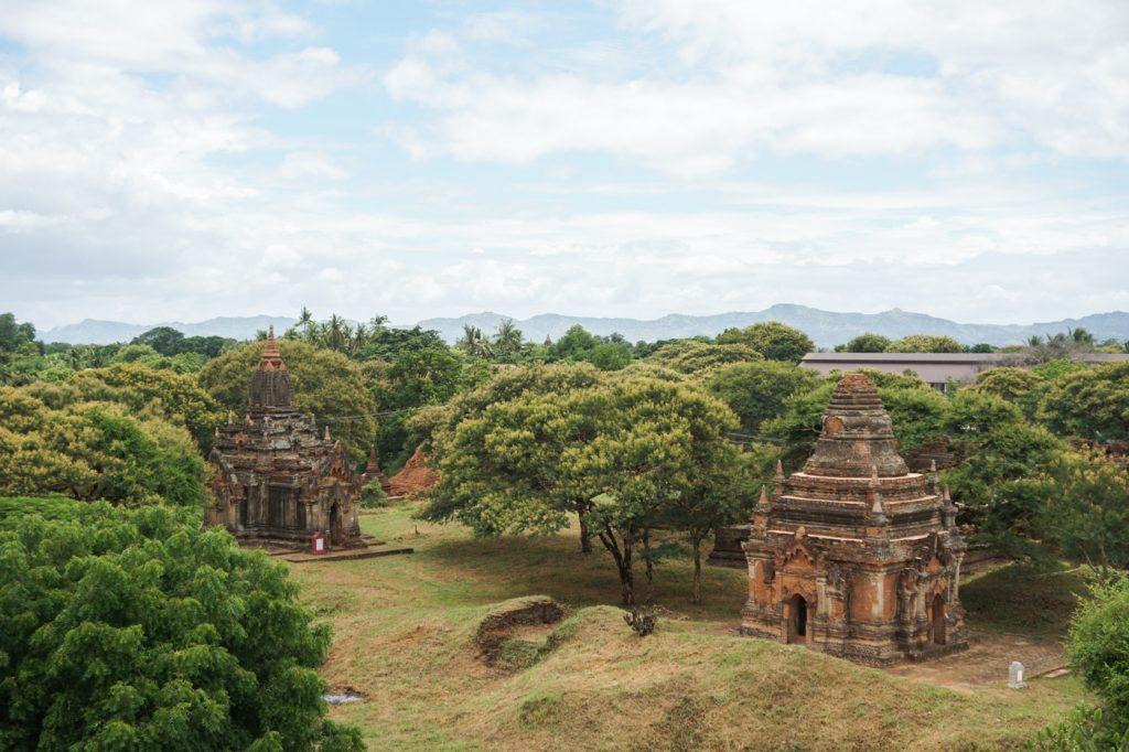 Voyage en Birmanie / Myanmar à Bagan