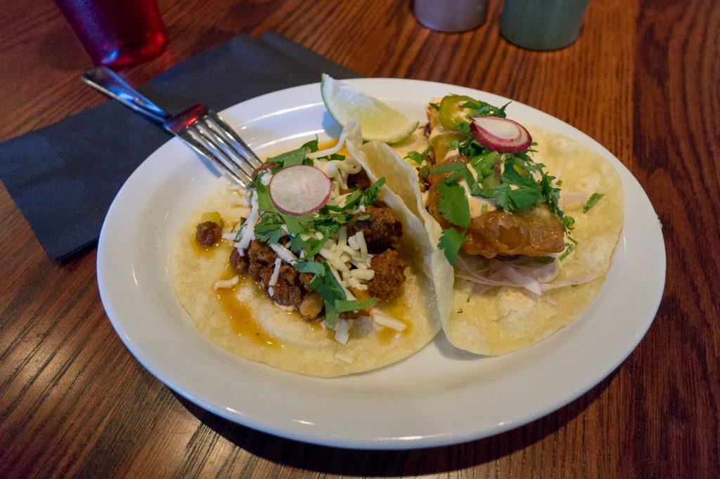 Tacos El Camino de ByWard Market - Où manger à Ottawa