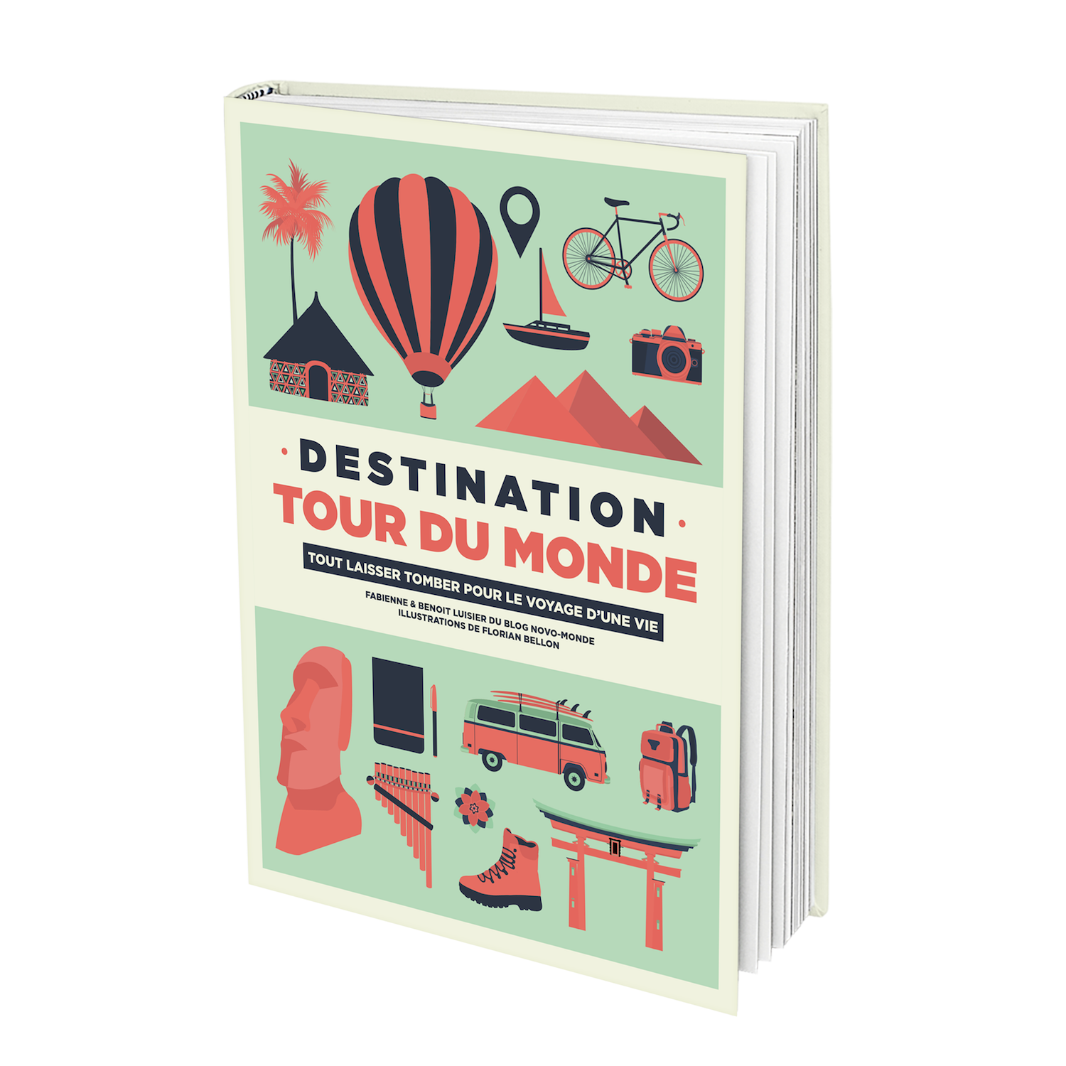 Destination tour du monde ebook/livre