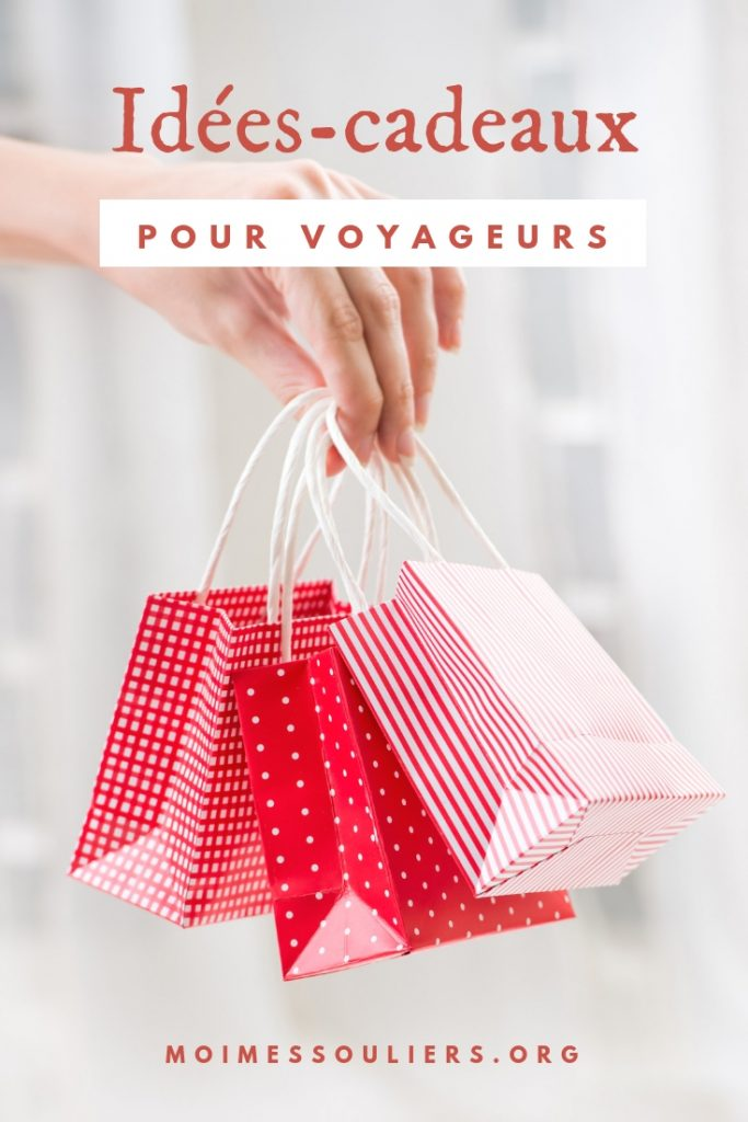 idées-cadeaux pour voyageurs à Noël