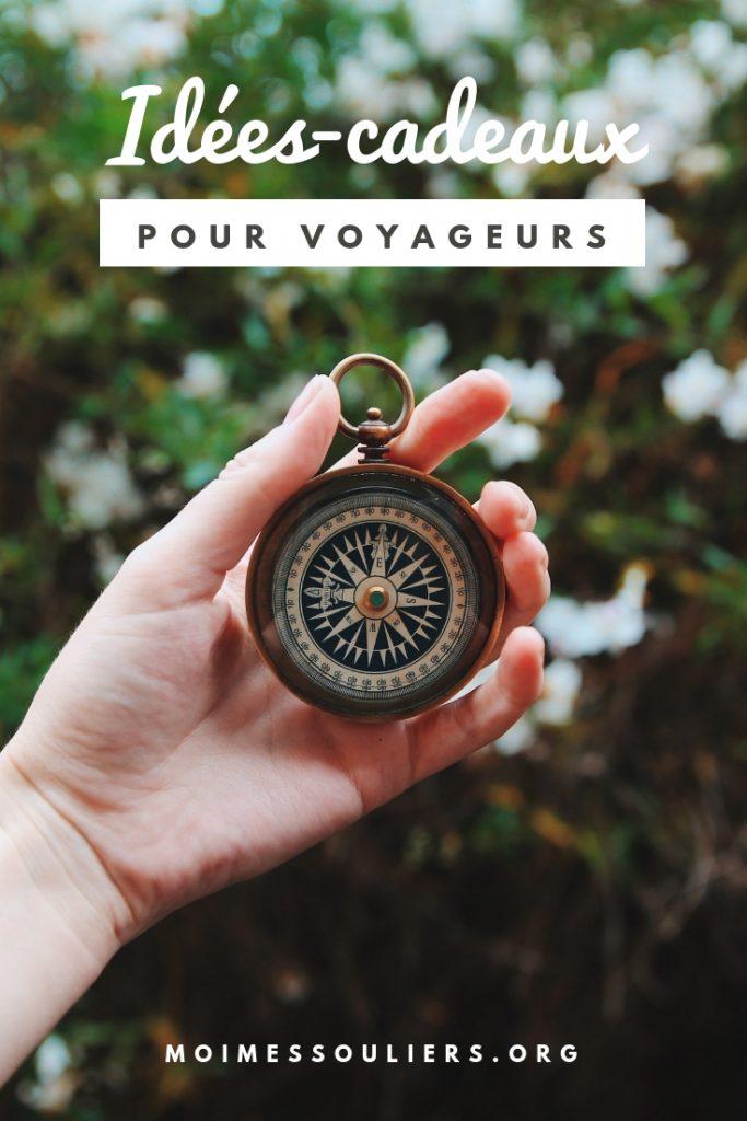 Idées-cadeaux de Noël pour voyageurs