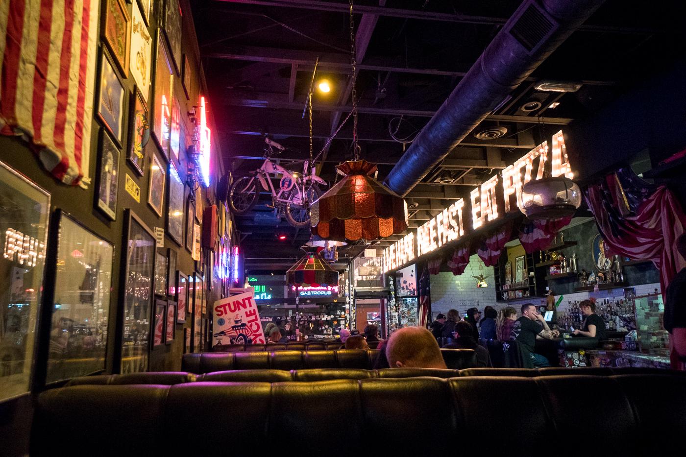 Evel Pie, quoi manger à Downtown Las Vegas