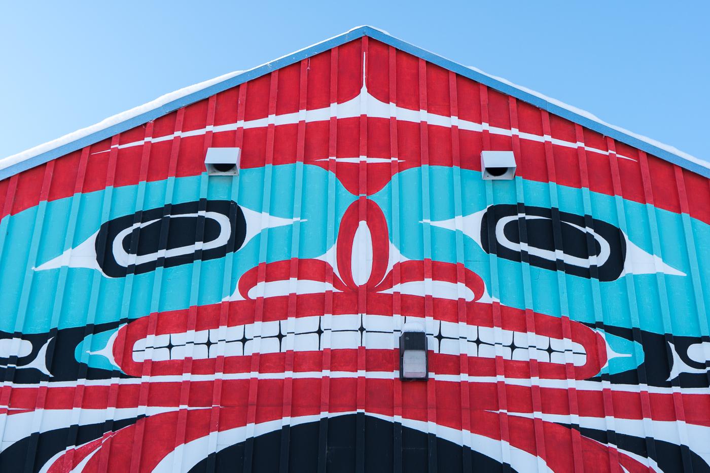 Art autochtone de Carcross, Yukon