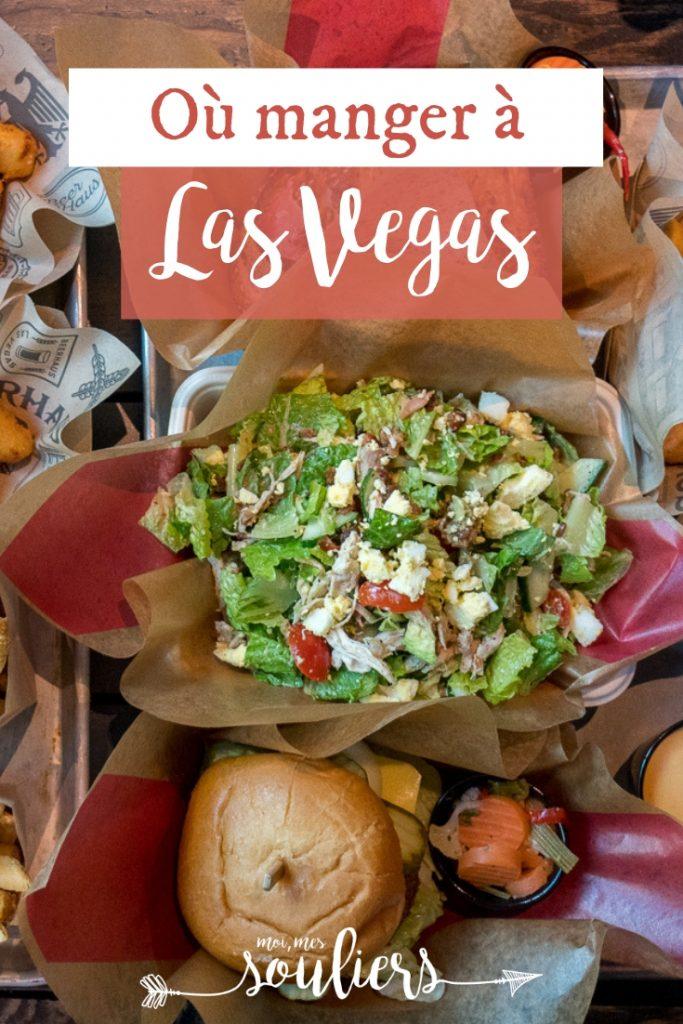 Bonnes adresses où manger à Las Vegas