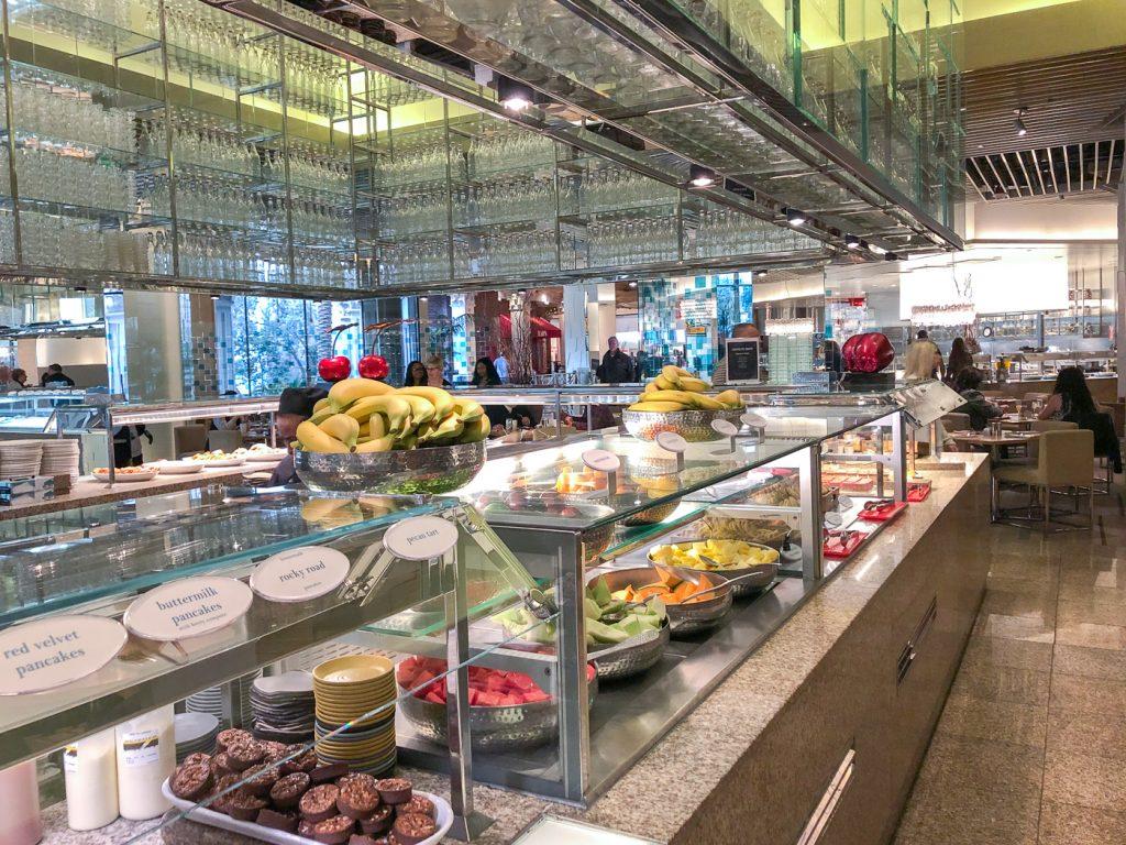 Comptoir Bacchanal Buffet - Où manger pas cher à Las Vegas