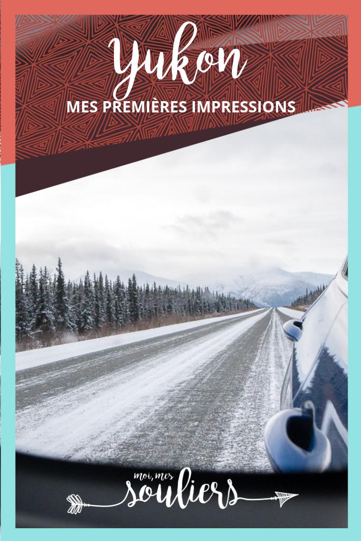 Impressions d'un voyage en hiver au Yukon