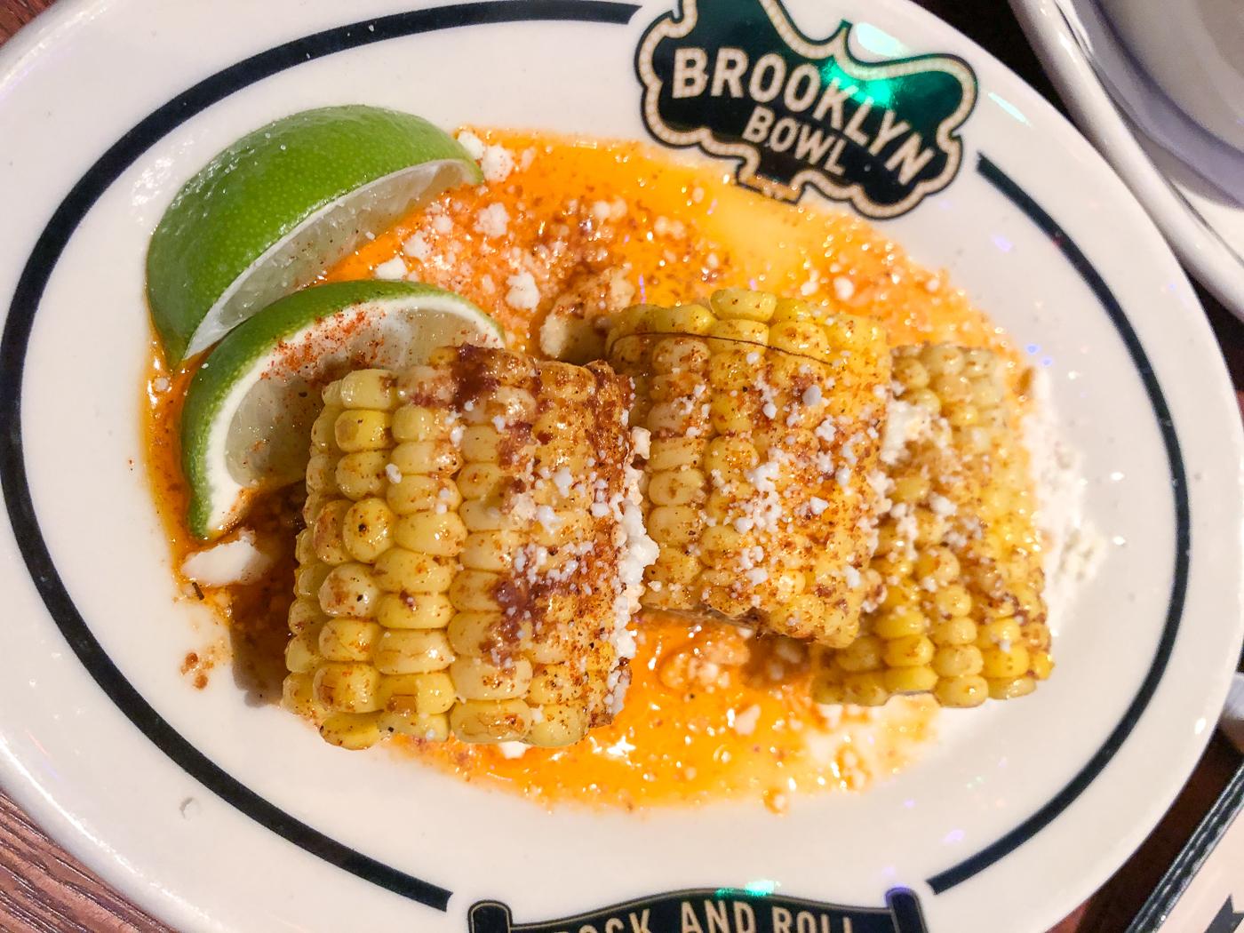 Maïs du Brooklyn Bowl à Las Vegas