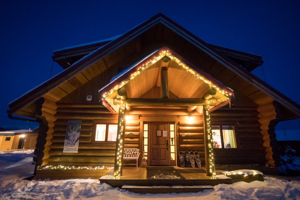 Northern Lights Resort and Spa - chalet principal